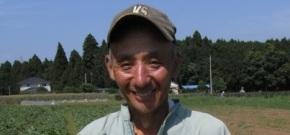 千葉の山武で<br>有機農業をはじめて25年